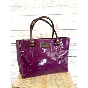 Kate Spade Purple Patent Leather Purse